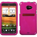 BasAcc Solid Hot Pink Case for HTC EVO 4G LTE