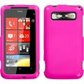 BasAcc Solid Shocking Pink Case for HTC Trophy