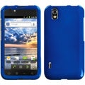BasAcc Solid Dark Blue Case for LG LS855 Marquee