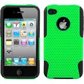 BasAcc Green/ Black Astronoot Protector Case For Apple iPhone 4/4S
