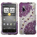 BasAcc Heart Galaxy Diamante Protector Case For HTC Hero 4G/ Kingdom