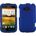 BasAcc Titanium Solid Dark Blue Case for HTC Desire C