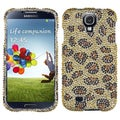 BasAcc Leopard/ Camel Diamante Case for Samsung Galaxy S4 i9500/ i337