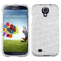 BasAcc Silver Diamante Case for Samsung Galaxy S4/ S IV i9500/ i337