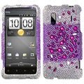 BasAcc Universe Diamante Case for HTC Hero 4G/ Kingdom ADR6285 Hero S