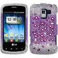 BasAcc Universe Diamante Case for LG VS700 Enlighten/ VM701/ LS700