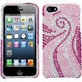 BasAcc Phoenix Tail Diamante Protector Case for Apple iPhone 5