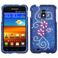 BasAcc Juicy Flower Diamante Case for Samsung� D710 Epic 4G Touch
