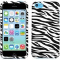 BasAcc Zebra Skin Phone Case for Apple iPhone 5C