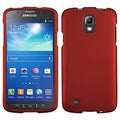 BasAcc Titanium Solid Red Case for Samsung Galaxy S4 Active i537