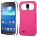 BasAcc Hot Pink/White Case for Samsung i537 Galaxy S4 Active