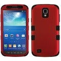 BasAcc Titanium Red/ Black TUFF Case for Samsung i537 Galaxy S4 Active