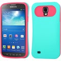 BasAcc Teal Green/Hot Pink Case for Samsung i537 Galaxy S4 Active