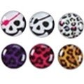BasAcc Button Stickers for iPod/ iPad/ iPhone 5C