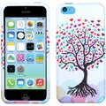 BasAcc Love Tree Case for Apple iPhone 5C