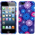 BasAcc Flower/ Fireworks Case for Apple iPhone 5