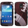 BasAcc Football TUFF Hybrid Case for Samsung i537 Galaxy S4 Active