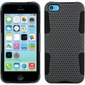 BasAcc Grey/ Black Astronoot Case for Apple iPhone 5C