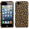 BasAcc Jeweled Jaguar Diamante Case for Apple� iPhone 5