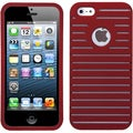 BasAcc Red Railing Phone Case for Apple iPhone 5
