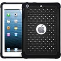 BasAcc Black/ Black TotalDefense Case for Apple iPad Mini
