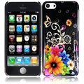 BasAcc Chromatic Flower Case for Apple iPhone Lite/ 5C