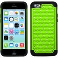 BasAcc Pearl Green/ Black Lattice Case for Apple iPhone 5C
