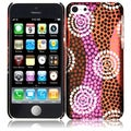 BasAcc Colorful Ethnic Wave Case for Apple iPhone 5C
