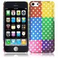 BasAcc Colorful Polka Case for Apple iPhone 5C