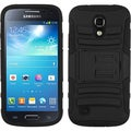 BasAcc Black Advanced Armor Stand Case for Samsung Galaxy S4 mini