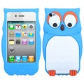 BasAcc Blue Owl Pastel Skin Case for Apple� iPhone 4/ 4S
