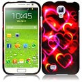 BasAcc Colorful Hearts Case for Samsung Galaxy S4 i9500