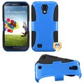 BasAcc Dark Blue/ Black Frosted Fusion Case for Samsung Galaxy S4