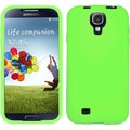 BasAcc Electric Green Case for Samsung Galaxy S IV/ S4