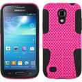 BasAcc Hot Pink/ Black Astronoot Case for Samsung Galaxy S4 Mini