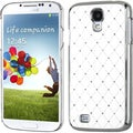 BasAcc Luxurious Lattice/ Alloy Elite D Case for Samsung Galaxy S4