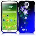 BasAcc Nightly Flower Case for Samsung Galaxy S4 i9500