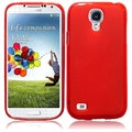 BasAcc Red Frosted TPU Case for Samsung S4 Mini