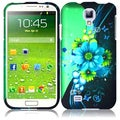 BasAcc Sublime Flower Case for Samsung Galaxy S4 i9500