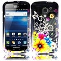 BasAcc Chromatic Flower Case for Samsung Galaxy Exhilarate i577