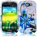BasAcc Blue Splash Case for Samsung Galaxy Express i437