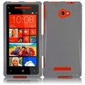 BasAcc Smoke Hard Case for HTC Windows Phone 8X/ 6990/ Zenith