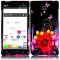 BasAcc Delusional Flower Case for LG Optimus L9 P769/ MS769