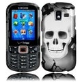 BasAcc Cross Skull Case for Samsung Intensity 3 U485
