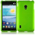 BasAcc Neon Green Case for LG VS870 Lucid 2