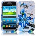 BasAcc Blue Splash Case for Samsung Galaxy Victory 4G LTE L300