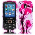 BasAcc Pink Splash Case for Samsung Intensity III U485