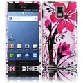 BasAcc Pink Splash Case for Samsung i997 Infuse 4G