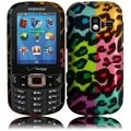 BasAcc Colorful Leopard Case for Samsung Intensity III U485