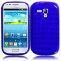 BasAcc Blue TPU Case for Samsung Galaxy S III Mini i8190